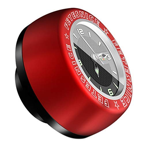 Belissy Marco Frontal de Aluminio CNC Tenedor de Ruedas Sliders Moto Protecci/ón contra ca/ída de ciclomotor Scooter Rojo