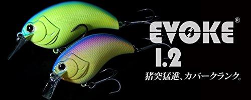 deps デプス イヴォーク 1.2 deps EVOKE 【2】 #21 レッドホログ 11g