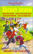 "Secret Seven Library: ""Secret Seven Mystery"", ""Puzzle for the Secret Seven"", ""Secret Seven Fireworks"", ""Good Old Secret Seven"" Bks. 9-12"