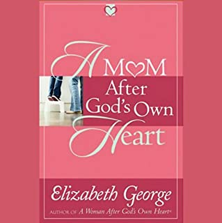 A Mom After God's Own Heart audiobook cover art