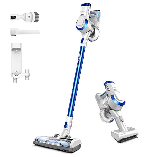 Tineco A10 Hero+ Cordless Stick Vacuum Cleaner, 350W Rating Power Strong Suction, LED Power Brush, Wall Mount Charging, 2-in-1 Handheld for Hardwood Floor Carpet Pet Hair Clean