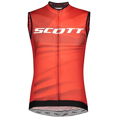 Scott 275272 Herren Fahrrad Fier rd/whte, XL