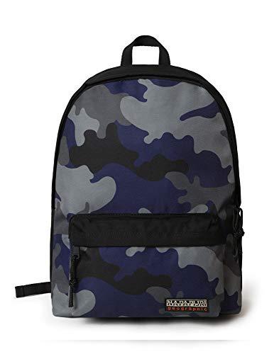 NAPAPIJRI - Luggage unisex Han Dp Re Print, Black Camo Fv4 (Multicolore) - NP0A4E42