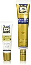 Roc Retinol Value Set Duo, Deep Wrinkle Night Face Cream & Retinol Correxion Eye Cream