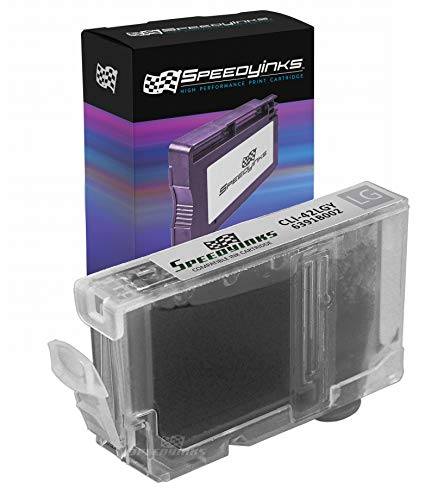 Speedy Inks Compatible Ink Cartridge Replacement for Canon 6391B002 CLI-42LGY / CLI42 (Light Gray)