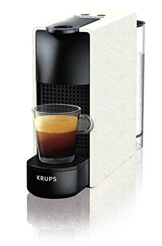 Macchina per Caffè Krups XN1101K - ESSENZA Macchina per espresso per Capsule caffè capacità della tanica 0,6 L di colore Bianco
