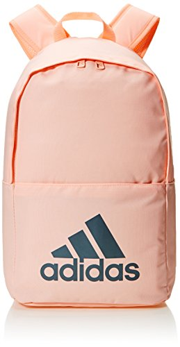 adidas Classic Rucksack, Clear Orange/Night Metallic, 16 x 28 x 46 cm, 20 L