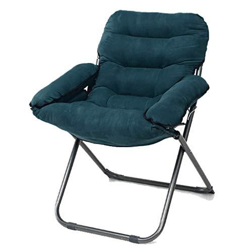 LIYONG Canapé Paresseux Simple et Confortable Chaise Pliante Lavable Pause déjeuner Chaise Sieste Chaise Longue Pliante (Color : Style One)