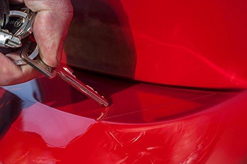 Preisvergleich Produktbild Ladekantenschutz für X-Trail (T30) Transparente Folie extra stark