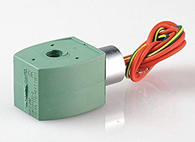 ASCO Solenoid Valve Coil, Coil Insulation Class F, 120VAC Voltage, 17.1 Watts from CAI - ASCO