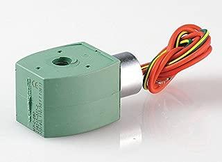ASCO Solenoid Valve Coil, Coil Insulation Class F, 120VAC Voltage, 17.1 Watts