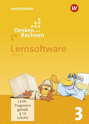 Denken und Rechnen - Ausgabe 2011: Lernsoftware 3: Einzellizenz: Ausgabe 2008 (Denken und Rechnen: Lernsoftware - Ausgabe 2011)