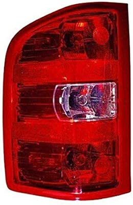 Challenge the lowest price of Japan ☆ For Chevy Silverado 2500 07-14 Light GM2800207 Side Tail Deluxe Driver