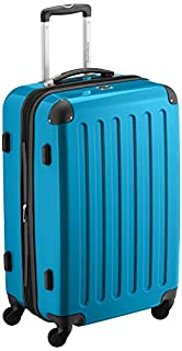 HAUPTSTADTKOFFER - Alex - Luggage Suitcase Hardside Spinner Trolley 4 Wheel Expandable, 65cm, cyanblue (B0056GOU7C) | Amazon price tracker / tracking, Amazon price history charts, Amazon price watches, Amazon price drop alerts