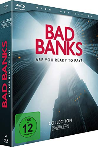 Bad Banks - Collection - Staffel 1 & 2 [Blu-ray]