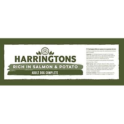 Cheap Harringtons Salmon And Potato 18 Kg Price