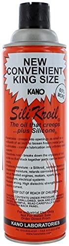 Kroil Kano Sili Penetrating Oil King Size, 16.5 oz aerosol - (SILIKING)