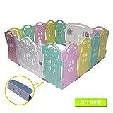 Stylo de jeu pour bébé avec panneau d'activité, parc pour bébé et bébé - 12 +...