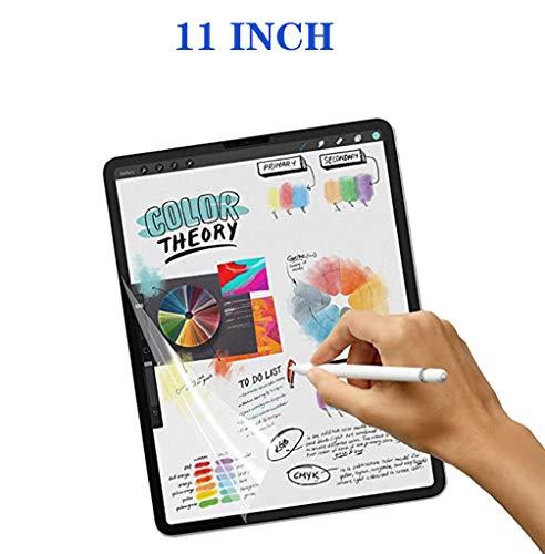 ZXYWW Papierähnlicher Displayschutz, Tablet Matte Blendschutzfolie/Hohe Berührungsempfindlichkeit/Kratzfestigkeit/Anti-Fingerabdruck- / Papierstruktur,C