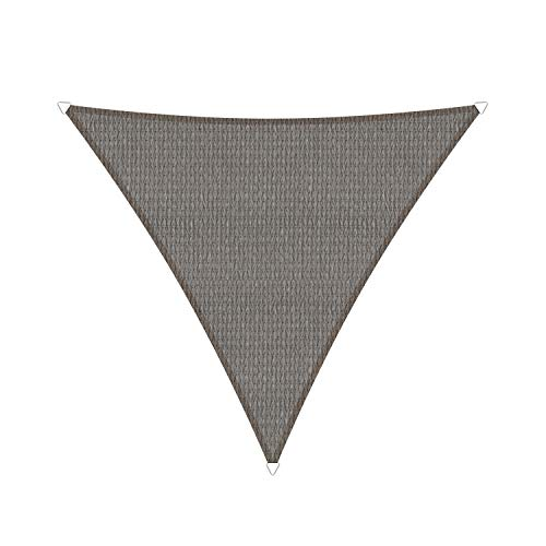 Sunfighter Tissu d'ombrage étanche Triangle 4 Marraine Taupe | 320 GR/m2