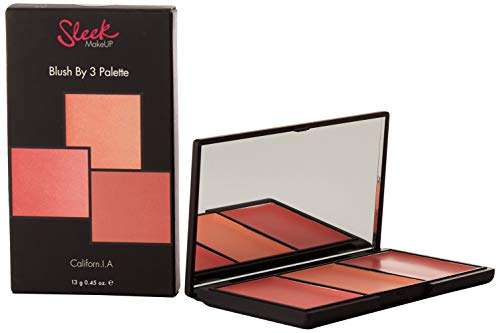 Sleek MakeUP Blush by 3 Palette Californ.I.A 20g