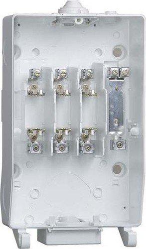 Abn Hausanschlusskasten HK334C NH00, 10-95 qmm Sicherungskasten 4015153183636