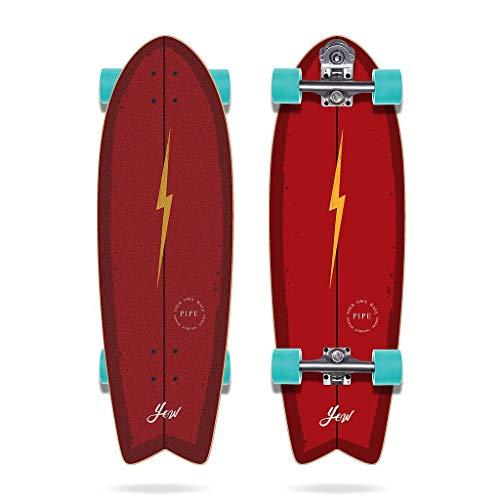 lordofbrands Surfskate YOW monopatín Skate Skateboard Longboard Pipe 32