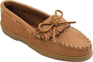 Minnetonka Women's Moosehide Kilty Loafers