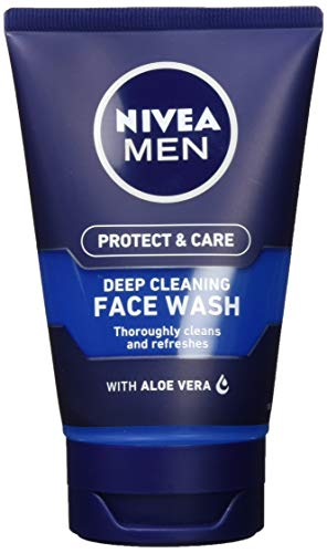 Nivea Men Originals Deep Cleaning Face Wash, 100ml