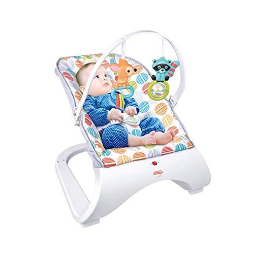 ZWQ Multifunktionale Babyschaukelstuhl, Kinderschaukelstuhl, neugeborenes Baby Schaukelstuhl, Komfort Stuhl
