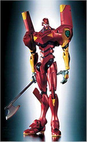 Soul of Chogokin GX-15 EVA-02 Production Model [Toy] (japan import)