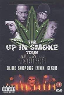 Various Artists - The Up In Smoke Tour [Reino Unido] [DVD]