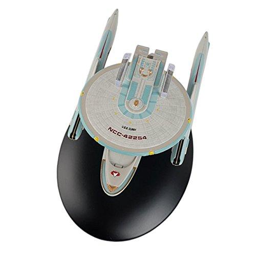 Eaglemoss Star Trek Starships Collection Nº 116 U.S.S. Curry NCC-42254