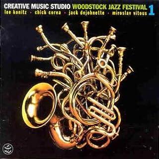 Creative Music Studio Woodstock Jazz Festival, Vol. 1