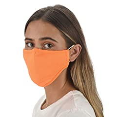 PROTECTION - Face cover has 3 Multi layers of cloth fabric for high protection for men and women. Fabrics: Outside layer/Polyester, 2nd layer/Spun Bonded, 3rd layer/Cotton. COMFORTABLE & WASHABLE – Flexible nose bridge that doesn't fog eye glasses. A...
