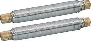 Meter lfd 40 m Edelstahldraht V2 A 2,0 mm Draht Spanndraht 0,55 Euro