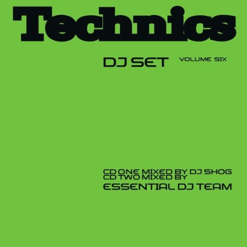 Technics DJ Set Vol. 6