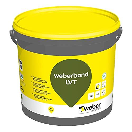 Weber 3388752181503 Pegamento para suelos blandos, neutro