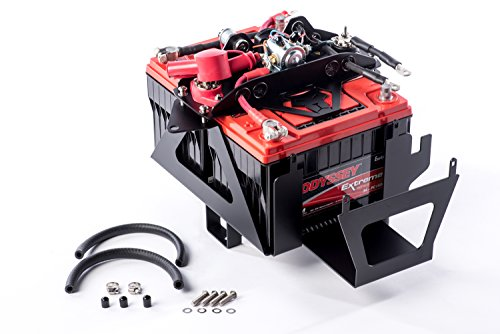 Genesis Offroad 2012-2018 Jeep Wrangler JK Dual Battery Kit