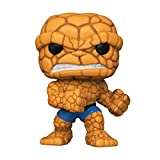 Funko- Pop Marvel: Fantastic Four-The Thing Collectible Toy, Multicolor (44988)...