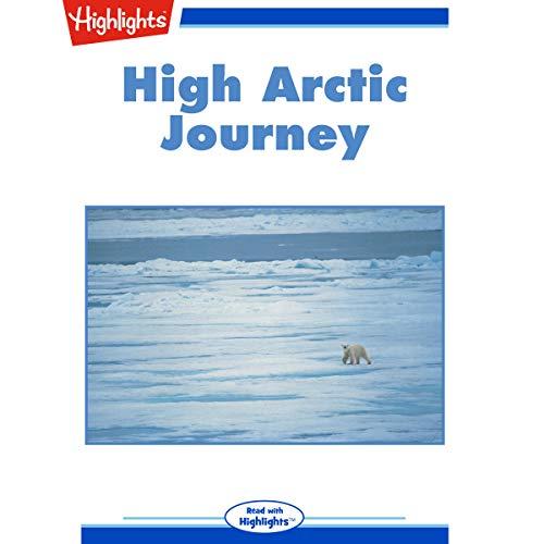 High Arctic Journey copertina