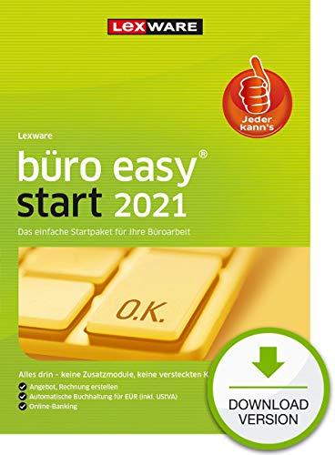 Lexware büro easy start 2021 Download Jahresversion (365-Tage) | Start | PC | PC Aktivierungscode per Email