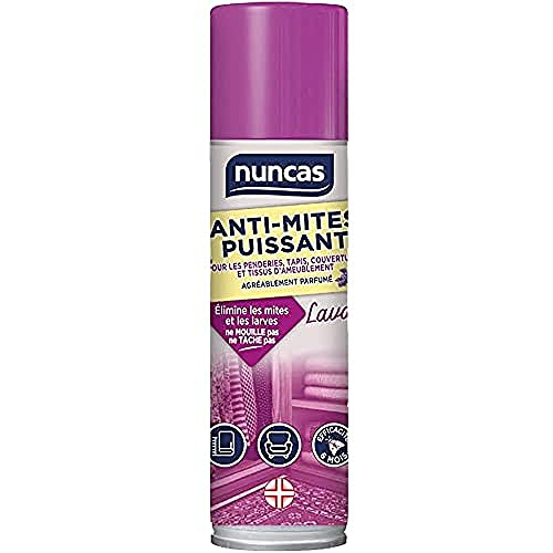 Nuncas Italia S.p.A. Anti-Mites Forte Spray de 250 ML 4000893