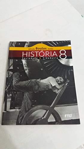 História, Sociedade e Cidadania - 8ª ano