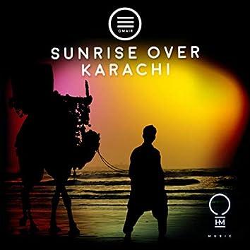 Sunrise Over Karachi