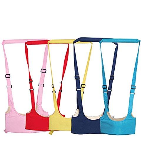 LQZ(TM) Bébé enfant harnais sécurité marche porte apprentissage aide ceinture sangle (Bleu Foncé)