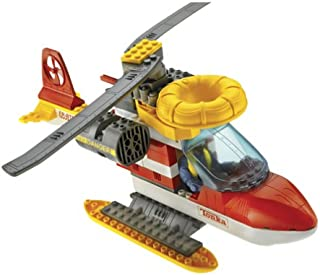 Tonka Search & Rescue building set: EMERGENCY RESCUE COPTER