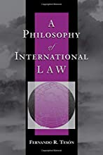 A Philosophy Of International Law