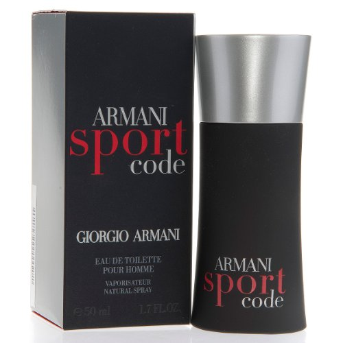 Armani - Herrenparfum Armani Code Sport Armani EDT - 50 ml