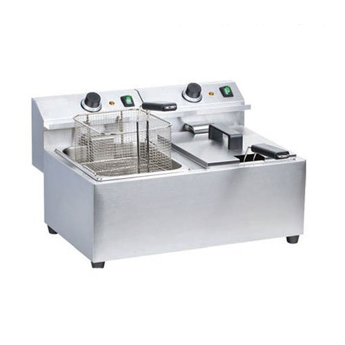 Cuisineonly-Freidora eléctrica 2 x 8 L con grifo de cocina: Bosch Private Collection vidange.. () máquinas